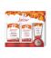 Zestaw Jantar Medica do włosów zniszczonych (szampon 330 ml +serum 30ml + mgiełka 200ml)