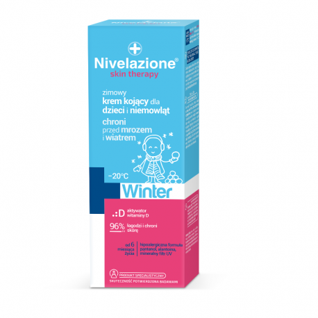 NIVELAZIONE Skin Therapy Zimowy krem kojący dla dzieci i niemowląt 75 ml