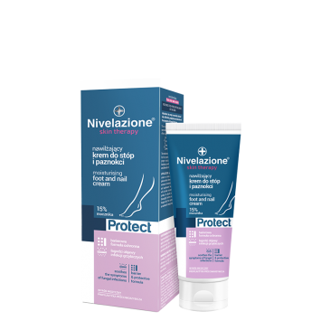 NIVELAZIONE Skin Therapy PROTECT Nawilżający krem do stóp i paznokci 50 ml