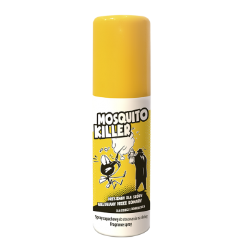 MOSQUITO KILLER Spray zapachowy 125 ml