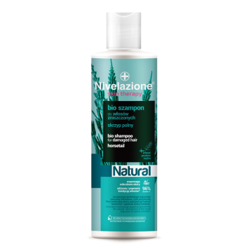 NIVELAZIONE Skin therapy Natural Bio szampon do włosów zniszczonych 300 ml