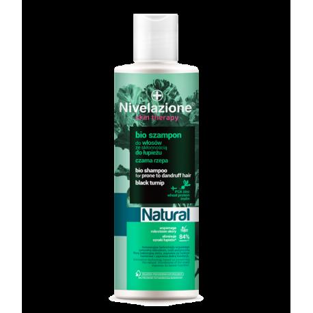 NIVELAZIONE Skin therapy Natural Bio szampon do włosów ze skłonnością do łupieżu 300 ml
