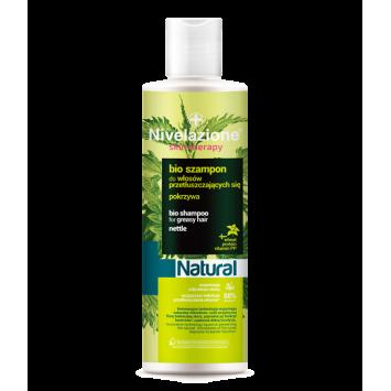 NIVELAZIONE Skin Therapy Natural BIO Szampon do włosów przetłuszczających się 300 ml