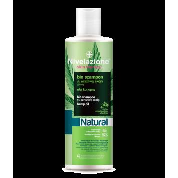 NIVELAZIONE Skin Therapy Natural BIO Szampon do wrażliwej skóry głowy 300 ml