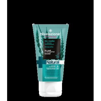NIVELAZIONE Skin Therapy Natural BIO Maska do włosów zniszczonych 150 ml