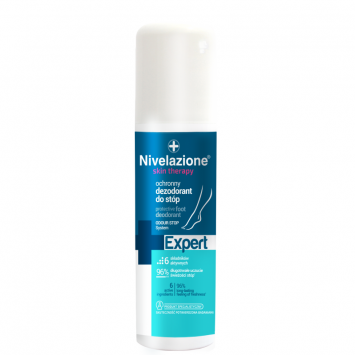 NIVELAZIONE Skin Therapy Ochronny dezodorant do stóp 125ml