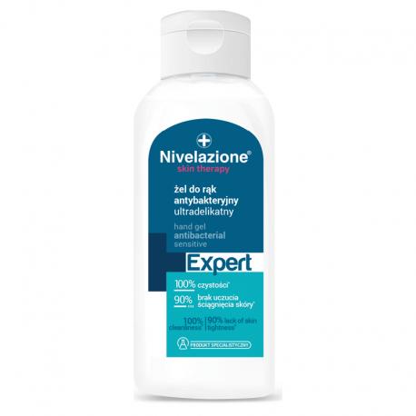 NIVELAZIONE Skin Therapy Żel antybakteryjny do rąk ultradelikatny 50ml