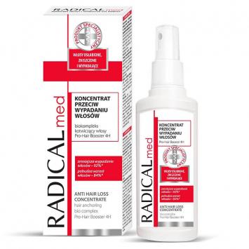 RADICAL MED Koncentrat przeciw wypadaniu włosów 100ml